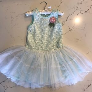 Adorable girls dress by Pippa & Julie